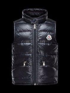 MC-Gui-B All Season Boys Zip Down Vest