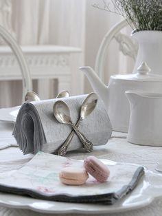 フランス COTE TABLE (コテターブル) オールドシルバーペーパーナプキンホルダー ~ フランスCOTE TABLE キッチン雑貨 ~ サラグレース