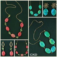 dJaspe green blue e jaspe rosê são algumas pedras naturais das nossas semijoias!! www.ckdsemijoias.com.br