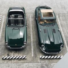 "vintageclassiccars: ""Easy choice. """