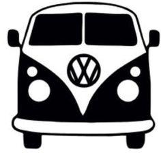 Volkswagen bus flock
