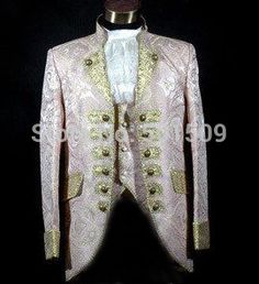 mens period costume Medieval Renaissance stage performance /Prince charming fairy tale William /civil war/Colonial Belle stage-in Costumes from Novelty & Special Use on Aliexpress.com | Alibaba Group