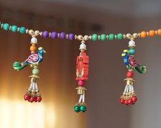 Indian shri ganesha toran bohemian auspicious diwali | Etsy