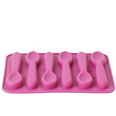 Silicone-Chocolate-Spoons-Mould from Lakeland