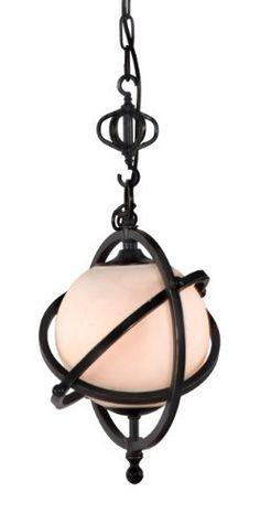 Zuo Modern 98236 Topaz Ceiling Lamp, Antique Black Gold by Zuo Modern, http://www.amazon.com/dp/B00AYQFNI4/ref=cm_sw_r_pi_dp_44Risb0JNFD7N
