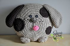Ravelry: Spring Pals Pillow Pack pattern by Sincerely Pam