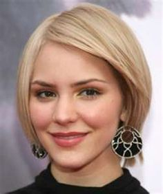 Cute Short Layered Bob