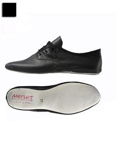 Merlet 'Jazzy' Jazz Shoe. full sole, no heel £11.95