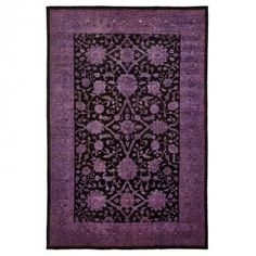 "Color Reform Spectrum Wool Rug - 6'4""x9'8"""