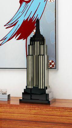Empire State Building Lamp | Produkter, Byggnad och Amerikanska stater