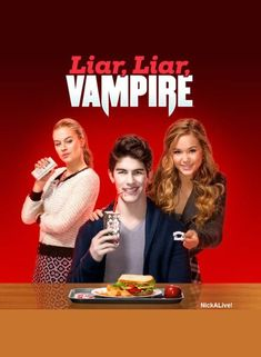 Liar, Liar, Vampire - 2015 Enter the vision for. Comedy Type and Films Original is name Liar, Liar, Vampire. Tv Series Online, Tv Shows Online, Movies 2019, Hd Movies, 2015 Movies, Apple Tv, Teenage Movie, Vampire Film, Movie To Watch List