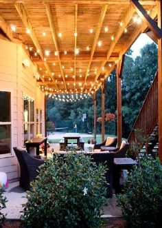 Are you looking for deck lighting ideas to transform your patio or backyard? Discover here how to transform your patio with alluring deck lighting ideas. Backyard Lighting, Outdoor Lighting, Outdoor Decor, Lighting Ideas, Landscape Lighting, Lighting Design, Lighting Concepts, Porch Lighting, Ceiling Lighting