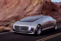 Most auto manufacturers dabbling in driverless cars are focused on the technology itself. Mercedes-Benz is working on turning the car of…