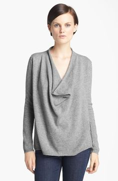 Dress it up or down: Joie 'Crush' Cashmere Sweater.
