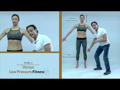 Venus - Postura Nivel 1- Low Pressure Fitness - YouTube