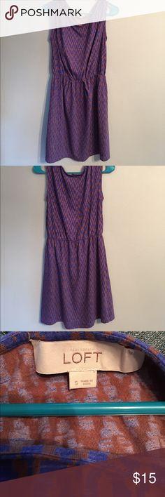Ann Taylor loft dress Ann Taylor loft sun dress Ann Taylor Dresses