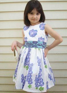 handmade dress haven: Tie Dye Diva Perfect Party Dress Blog Hop - Day 1