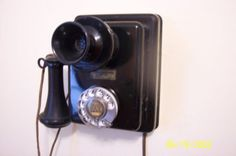 This is a Automatic Electric wall phone.  I own one of these.