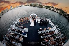 Catalina Yacht Fort Lauderdale, Weddings, birthday, anniversary