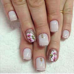 Winter Springs, Spring Nails, My Nails, Nail Designs, Polish, Nail Art, Fall, Summer, Beauty