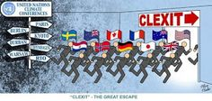 Kerry B. Collison Asia News: The Clexit Coalition grows and will not be…