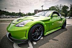 Atomic 350z | Flickr - Photo Sharing!