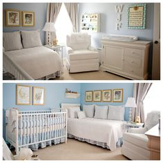 Trendy Baby Nursery Layout With Bed Ideas Baby Boy Bedding, Baby Bedroom, Baby Boy Rooms, Baby Boy Nurseries, Nursery Daybed, Nursery Twins, Nursery Room, Nursery Ideas, Room Ideas