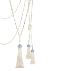 Tiffany & Co. - Satouir - The Great Gatsby Collection - Inspired by designs from the Tiffany Archives - @~ Mlle