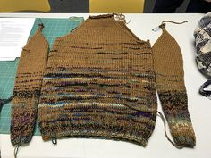 Ravelry: Project Gallery for #2 Raglan Turtleneck pattern by Rebecca Kevelson
