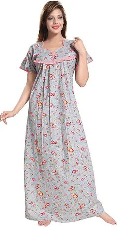 Girls Fashion Clothes, Fashion Outfits, Nightgown Pattern, Muslim Women Fashion, Night Dress For Women, Kurti Designs Party Wear, Maxi Gowns, Baby Girl Dresses, Maxi Dress With Sleeves