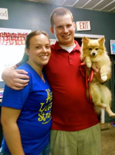 Ziggy has been adopted