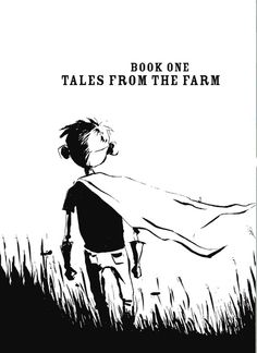 Jeff Lemire - Essex County pt. 1, Tales From The Farm - As part of Jeff Lemire's Essex County trilogy, Tales From The Farm has won numerous awards including the American Library Association's Alex Award, the Shuster Award for Outstanding Canadian Comic Book Cartoonist, and nominations for Harvey and EIsner Awards, and is among the very few that has virtually universal appeal to readers of all tastes and ages.