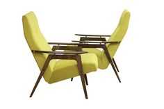 Lounge Chairs USSR 1972