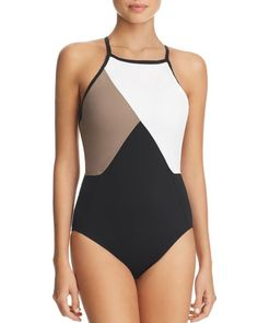 213b4ed93a4aa Amoressa Solitaire Tatiana One Piece Swimsuit