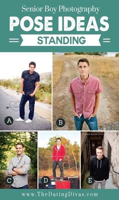 50 Ideas for Back to School Photography - Tons of great tips and examples including props, poses, and senior photography ideas! -- Check out the article by clicking the image link. Senior Picture Poses, Senior Boy Poses, Senior Portrait Poses, Poses Photo, Male Senior Pictures, Senior Guys, Senior Photos, Photo Tips, Cheer Pictures