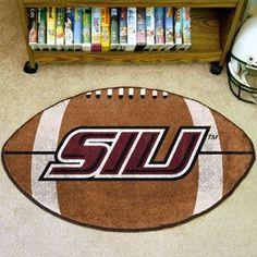 NCAA Southern Illinois University Football Mat