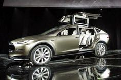 2016 Tesla Model X SUV Price and Review - http://carinsurancely.com/2016-tesla-model-x-suv-price-and-review/
