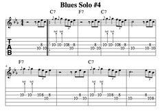 Blues Solo #4