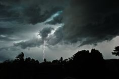 lightening, storm, clouds, weather.<3