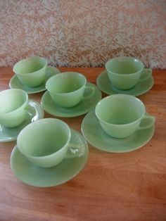 Jane Ray cups and saucers