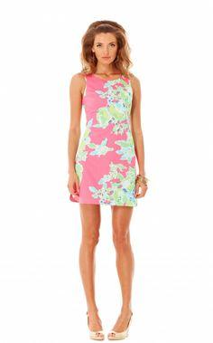 144faf6bbe Delia Shift in Pink Lemonade, Hotty Pink Delias Dresses, Resort Wear For  Women,