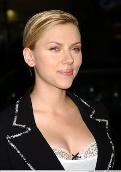 Scarlett Johansson photo 742720