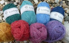 Kleurtjes gebruikt door Astrid voor Flower Surprise trui