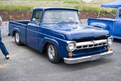 Low F100 by 1957 58 59 60 Ford F-100 F 100 Pickup Trucks, via Flickr