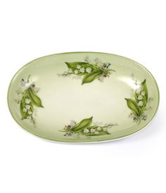 Lily of the Valley Soapdish  www.joannawood.co.uk #bathroomaccessories