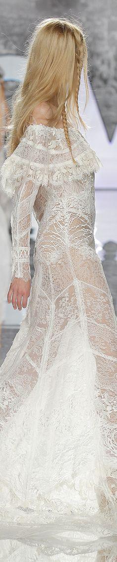 YolanCris Barcelona Bridal Fashion Week