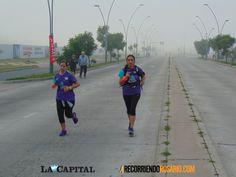 Calle Recreativa. Avenida Cándido Carballo. 31 de mayo de 2015 Todas las fotos en: http://www.recorriendorosario.com/notas/avenida-candido-carballo-31-de-mayo-de-2015