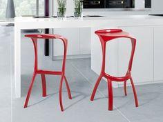 Dining chair bar stool kitchen chair bar chair black