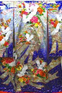 Japansk Bröllops-Kimono  No 2