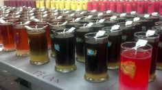 Production of the best candles in the world!